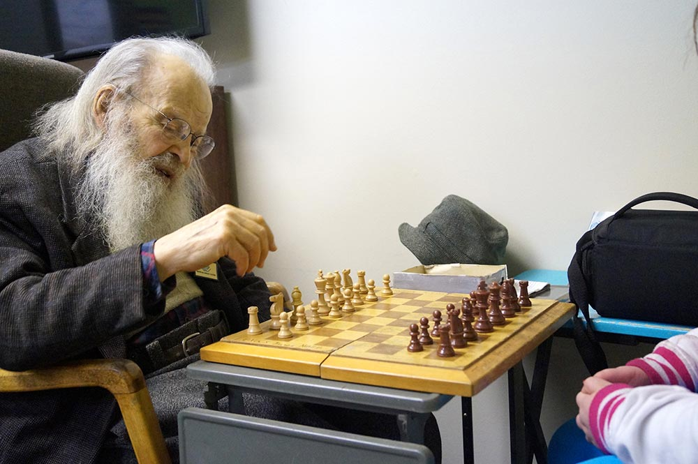 Life Lessons Taught Through Chess, Dr. Howard